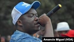 Rapper moçambicano Simba