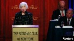La presidenta de la FED, Janet Yellen, dijo que la institución está monitoreando una desaceleración de la economía global, la fuerte caída de los precios del petróleo y turbulencias en el mercado de valores que han afectado a los consumidores estadounidenses y a sectores como el industrial.
