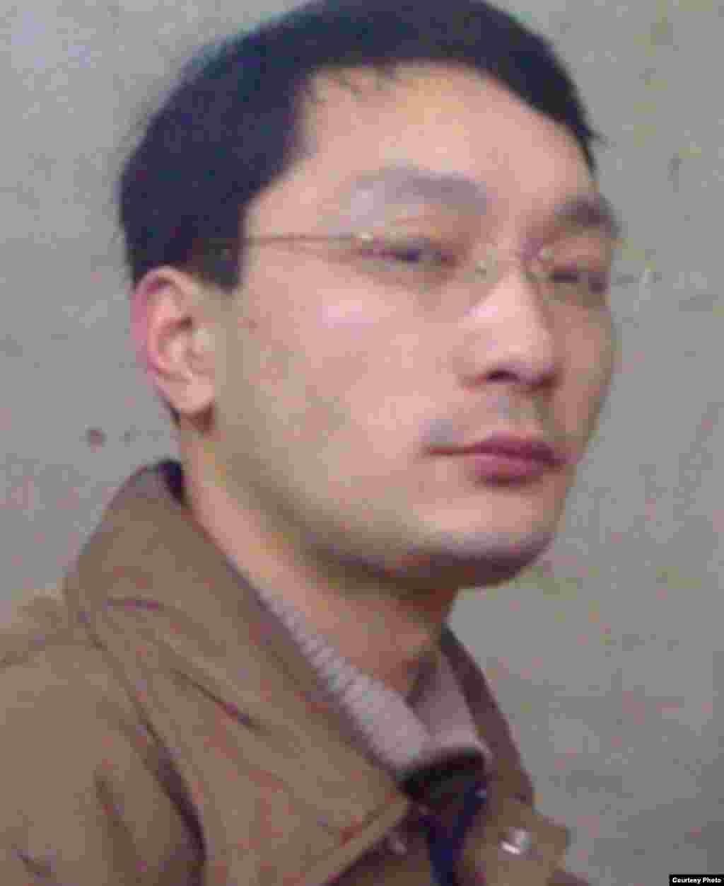 中國人民解放軍61398部隊網絡部隊第3支隊成員文新宇( Wen Xinyu)(FBI照片)