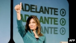 Tổng thống tân cử Laura Chinchilla phục vụ với chức vụ Phó Tổng thống trong chính phủ của Tổng thống sắp mãn nhiệm Oscar Arias
