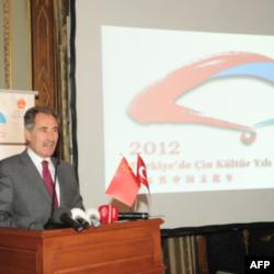 """2012 Türkiye'de """"Çin Kültür Yılı"""""""