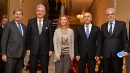 Marrëdhëniet BE-Turqi