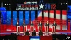共和党总统参选人电视辩论