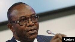 Ministan Man Najeriya kuma shugaban kungiyar kasashen dake hako mai ko OPEC Emmanuel Ibe Kachikwu.