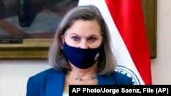 Заступниця держсекретаря США Вікторія Нуланд
