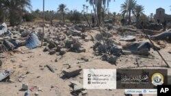 Các chiến đấu cơ Hoa Kỳ đã tấn công 1 trại huấn luyện IS ở Libya gần biên giới với Tunisia, triệt hạ hàng chục tân binh khủng bố.