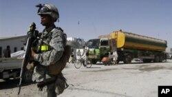 عملیات ناتو د شرق افغانستان به پایان رسید