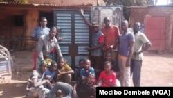 Mamadou Sidibe, Kalana ni Soudeur dow