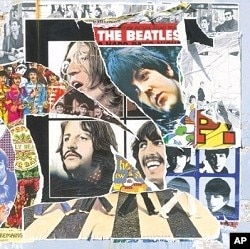 The Beatles' 'Anthology 3' CD