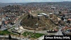 gjatë shtetrrethimit në Gaziantep, Turqi