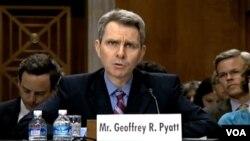 Đại sứ Hoa Kỳ ở Ukraine Geoffret Pyatt