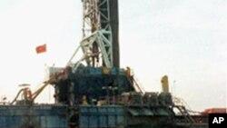 دستگاه استخراج تیل در سودان جنوبی