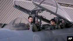 Pilito da Força Aérea saudita