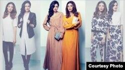 Koleksi Ramadan 2014 dari DKNY. (Courtesy: DKNY)