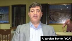 Muhammed Akar, kısa bir süredir Diyarbakır'da Adalet ve Kalkınma Partisi İl Başkanlığını yürütüyor