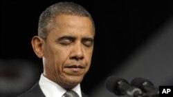 Барак Обама. Форт-Майерс, Флорида, 20 июля 2012г.