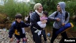 Migranti u Makedoniji