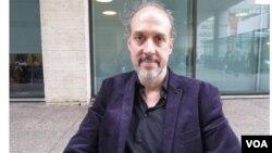 Кент Джонс, программный директор Нью-Йоркского кинофестиваля. Photo by Oleg Sulkin