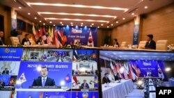 ASEAN tashkilotining onlayn o'tkazilgan majlisi, 12-noyabr, 2020