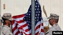 امریکی، برطانوی افواج