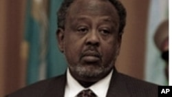 Shugaban Djibouti Ismael Omar Guelleh