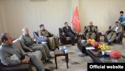 رهبران گروه های کرد ایرانی