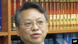 台湾外交部北美司长 令狐荣达
