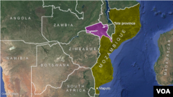 Tete province, Mozambique