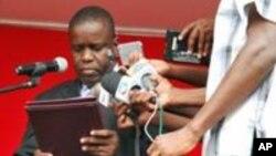 Daviz Simango,lider cessante do MDM