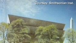 Construction Begins on National African American Museum