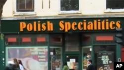著名的波兰餐馆--格斯勒