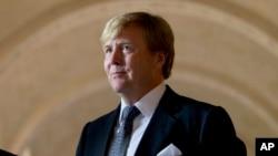 Король Нидерландов Виллем-Александр Клаус Георг Фердинанд