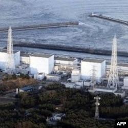 Japanska nukelarka Fukušima Daiči