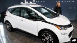 GM Autonomous Car