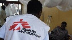 Médecins Sans Frontières suspend ses activités à Bangui
