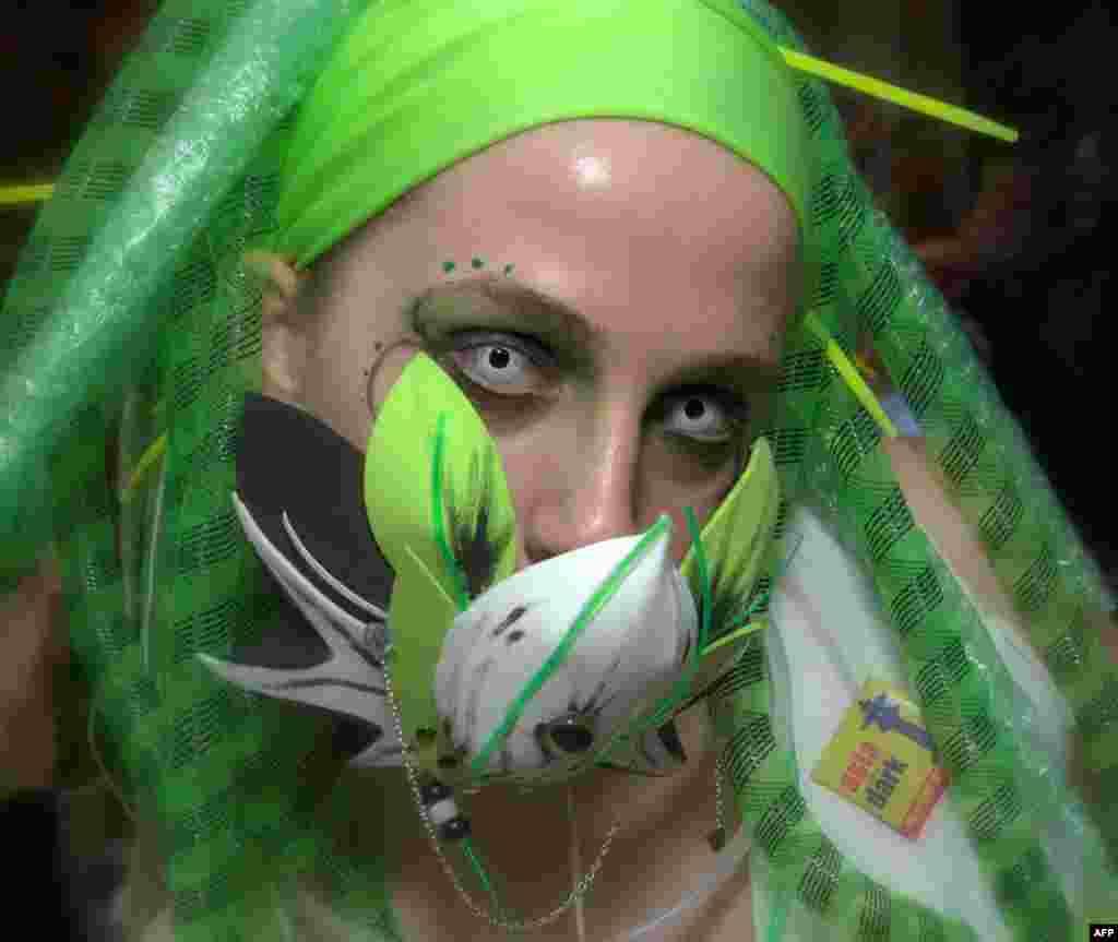 Зеленая харадзюку