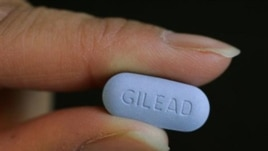Gilead Science's Truvada combination antiretroviral pill that's taken once daily.