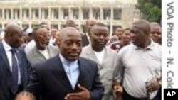 Joseph Kabila, rais wa Jamhuri ya kidemokrasia ya Kongo