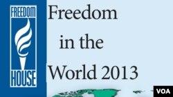 Phúc trình hàng năm của Freedom House.