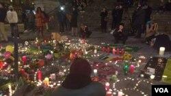 شب غمگین و امنیتی بروکسل بعد از سه حمله تروریستی سه شنبه
