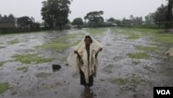 Rain in Ethiopia