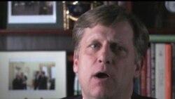 AQShning Rossiyadagi elchisi: Siyosat o'zgarmaydi/VOA interview with Ambassador Michael McFaul