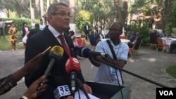 Omunga promete levar milhares às ruas no dia 17