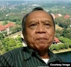 Guru Besar Departemen Kriminologi Fisip Universitas Indonesia, Muhammad Mustofa (Tangkapan layar).