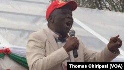 Mutungamiri weMDC-T VaMorgan Tsvangirai