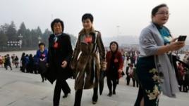 中共反腐剑指央企 李鹏之女或成两会焦点