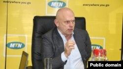 Umuyobozi Mukuru wa MTN Rwanda Bart Hofker