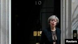Theresa May podría ser la próxima Primera Ministra del Reino Unido.