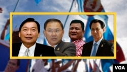 VOA Khmer Interview: Global Witness Urges US Sanctions on Four Cambodian Tycoons