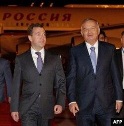 Toshkent xalqaro aeroportida